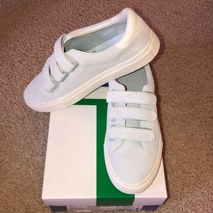 Tory Burch Sport Velcro Sneakers